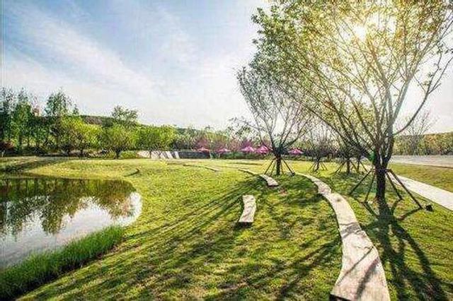 """照母山公园到嘉陵江将建一条绿道 """"颜值""""刷出新高度"""