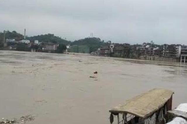 明日重庆长江、嘉陵江、涪江将再迎涨水过程