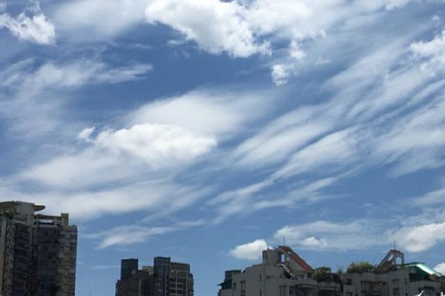 重庆发布高温橙色预警 今明两天主城最高温38℃