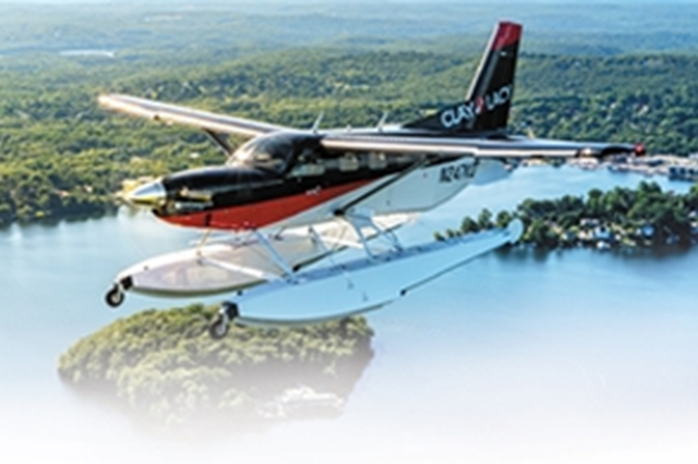 宗申已拥有68架飞机 成为全球主要的水上飞机运营商