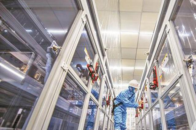 巴南33个重点项目集中开工 总投资186亿