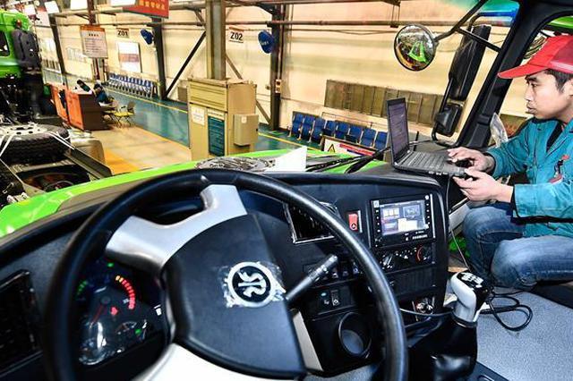 商用车博览会下月巴南举行 百万元补贴市民买车