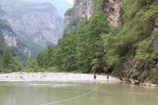 到河边玩耍要当心 这个地方10天内两次人员被困