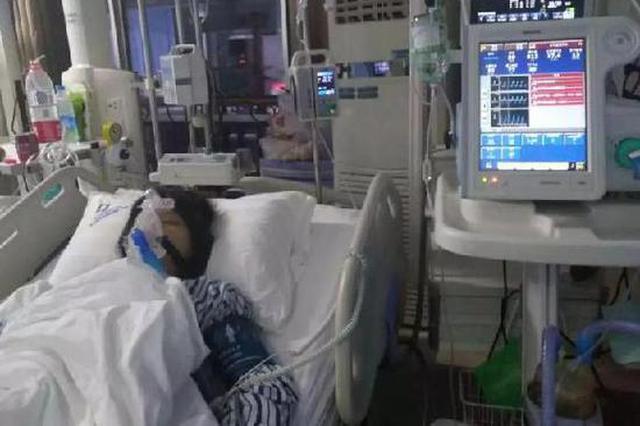 女生考研路上突发心肌炎:手术成功但恢复不乐观
