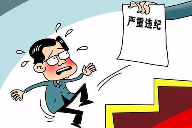 """重庆市纪委监委工作""""快节奏"""":7天通报4名厅官"""