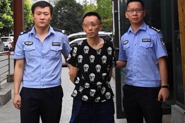 重庆一男子不满外卖服务 连偷外卖小哥三辆摩托车