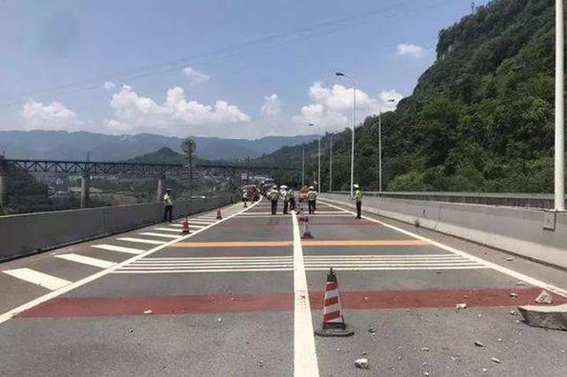 年内重庆高速公路50个收费站可扫码支付通行费
