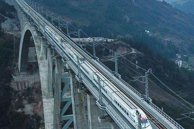 西部大开发十大高铁通道 哪些和重庆有关?
