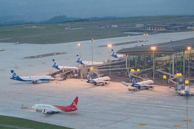 重庆机场T3航站楼启用一年 旅客吞吐量破4000万