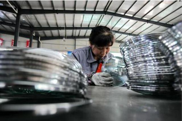 """""""重庆造""""高铝硅特种玻璃投产 打破国外垄断"""