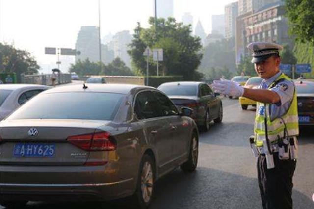 重庆交巡警发布开学期间交通出行预判