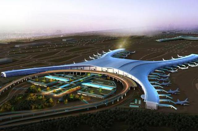 2021年重庆市民下飞机 可无缝换乘高铁