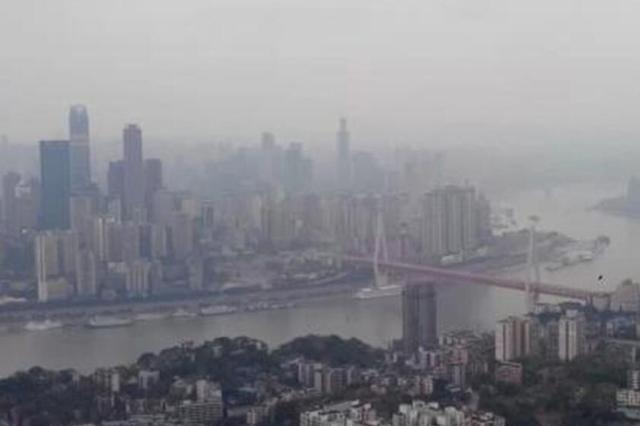 """并没有彻底""""凉凉"""" 重庆主城明天升至32℃"""
