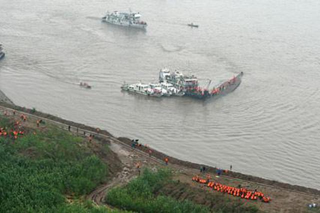 长江万州段工程船翻沉原因查明 事故无人员伤亡