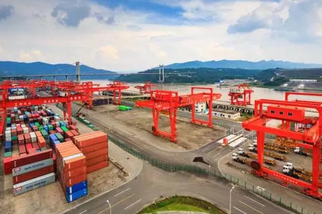 获国家四部门批准 果园港将建重庆第四个保税物流中心