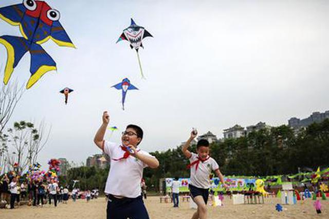重庆云阳阳光沙滩、水上花园获英国BALL国家景观奖