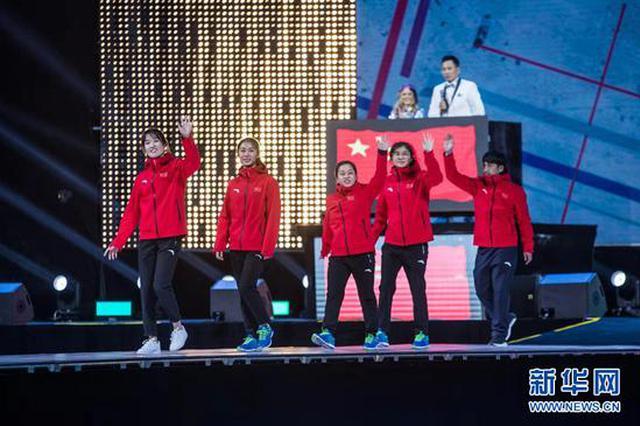 2018中国冰壶公开赛开幕 16支代表队将角逐20万美元总奖金