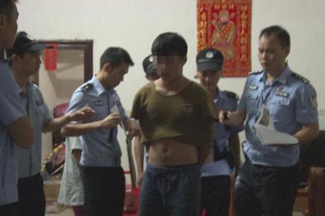 重慶打掉一阻礙施工敲詐勒索的農村涉惡犯罪團伙