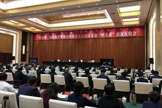 重慶14個區公開市級環保集中督察整改方案