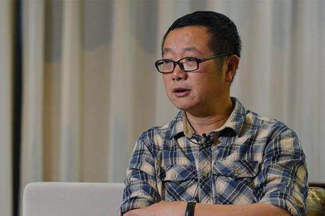 刘慈欣现身重庆 称未来五到十年科幻影视迎黄金时代