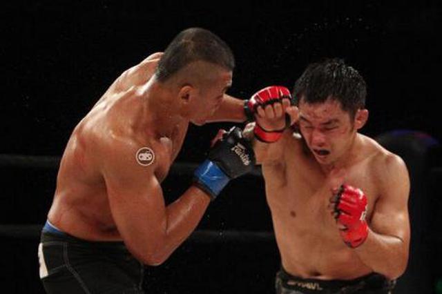 重庆下月举行世界职业拳王争霸赛