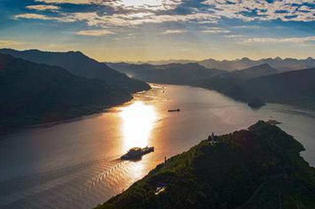 """三峡库区重庆段重要支流航道新增300余公里""""水上高速"""""""