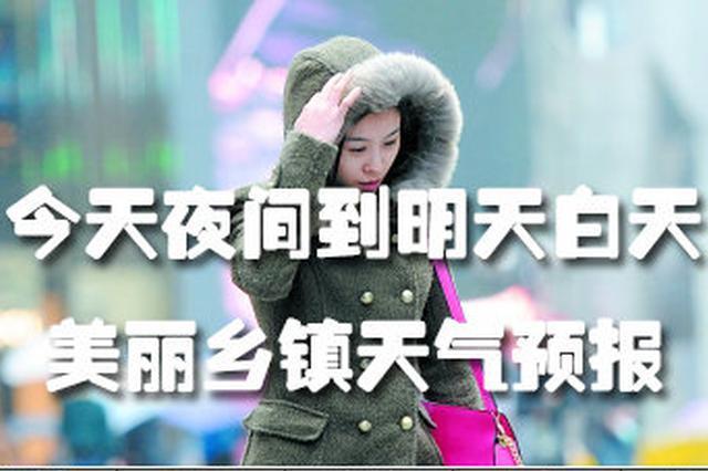 重庆今日天气晴好阳光普照 主城最高气温11℃