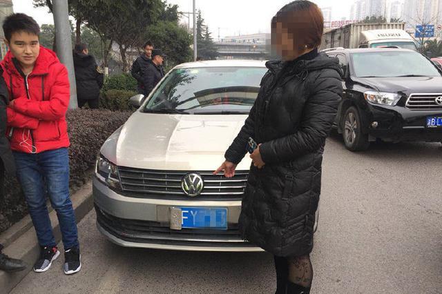 重庆女子为躲交通罚单竟干出这种事 被民警一眼识破