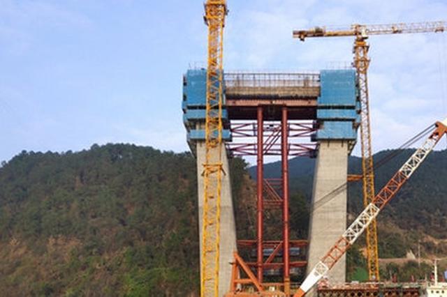 重庆铁路枢纽东环线有新进展 正线预计2021年底建成