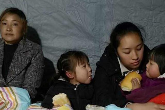 重庆下拨8100万元救灾资金 解决受灾群众生活难题