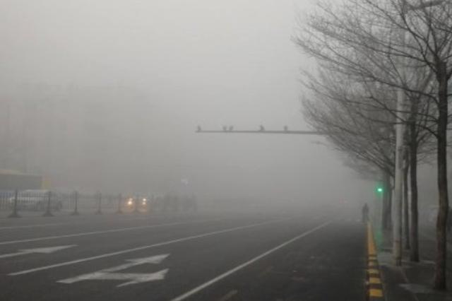 注意!重庆市气象台发布大雾黄色预警信号