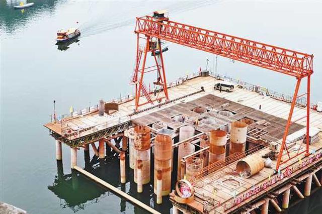 郑万高铁云阳段节后全线开工 全长67公里桥隧比超95%