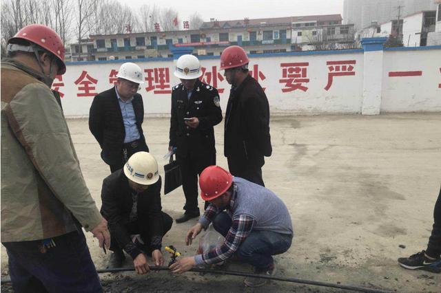 重庆在建设施工领域开展集中执法行动 防控六类事故