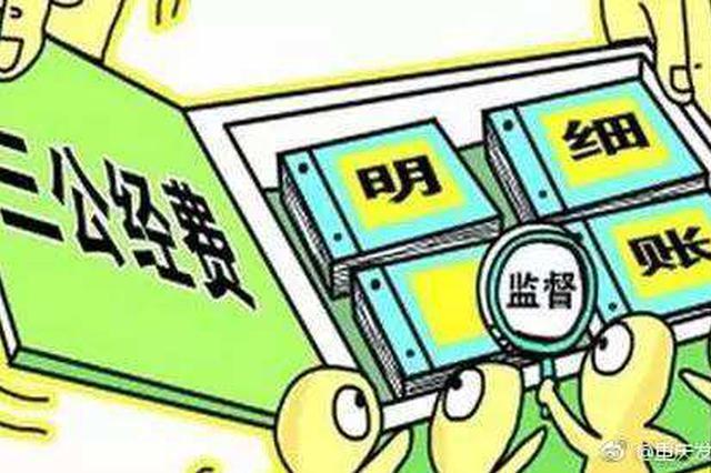 """重庆公开今年市级""""三公?#26412;?#36153;预算情况"""