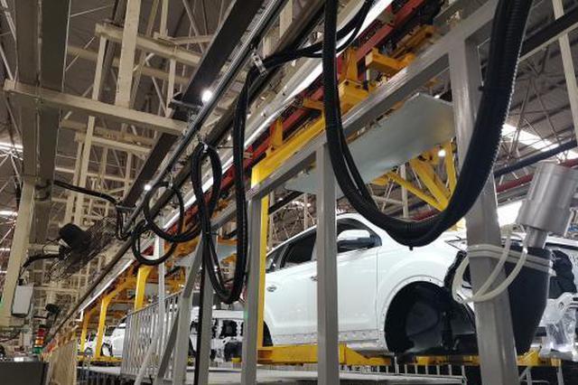 重庆一季度重点新开工项目预计产出超1300亿元