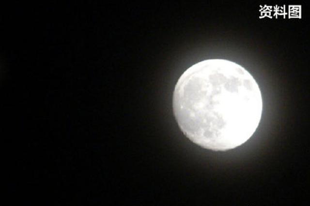 """巨无霸约会月姑娘!下周三 天宇将上演""""木星合月"""""""