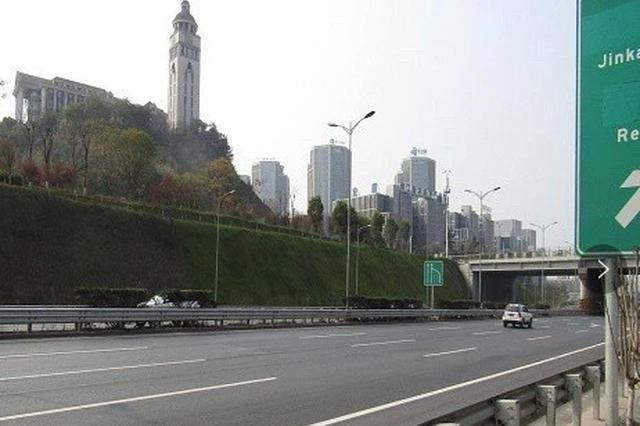 渝武高速拓宽改造一期完工 北环驾车2分钟到照母山