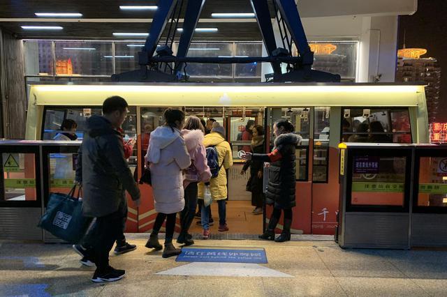 游客请注意 20日重庆长江索道将停运