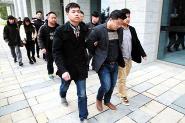 重庆警方破获网络诈骗案 3万余人上当涉案2000余万