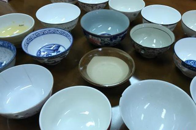 如何选择饭碗?重庆消委会发布10款陶瓷餐具测评