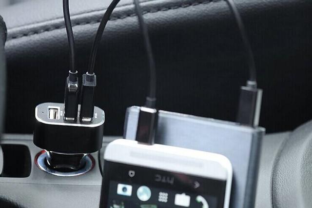 重庆消委会发布车载充电器测评 一半样品悄悄耗电