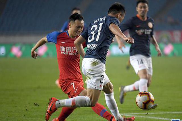 U23小将闪电进球 重庆斯威主场2:0胜北京人和