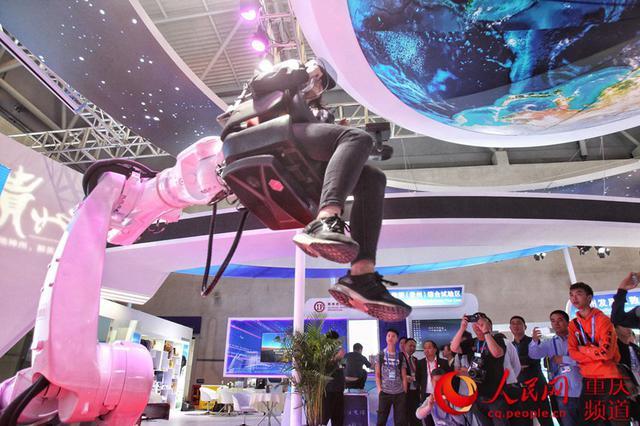打探西洽会:各路机器人、无人机上演精彩科技秀