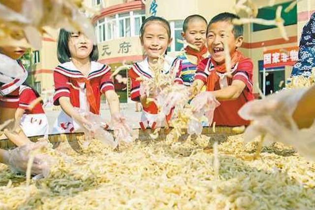 重庆建成532所乡村学校少年宫 惠及60万农村未成年人