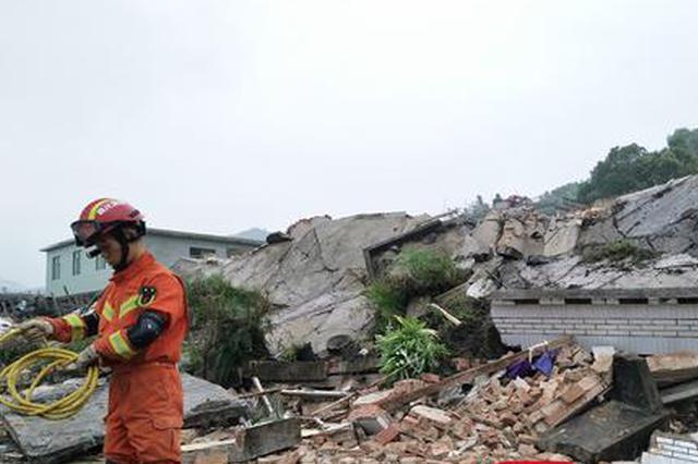 四川长宁地震已致12人死亡125人受伤 仍有余震发生