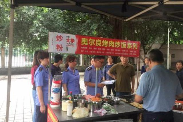 2018年重庆侦办危害食品安全犯罪案件285起