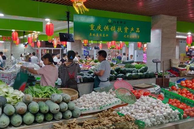 主城区将打造100个智慧化农贸市场 食品实现溯源