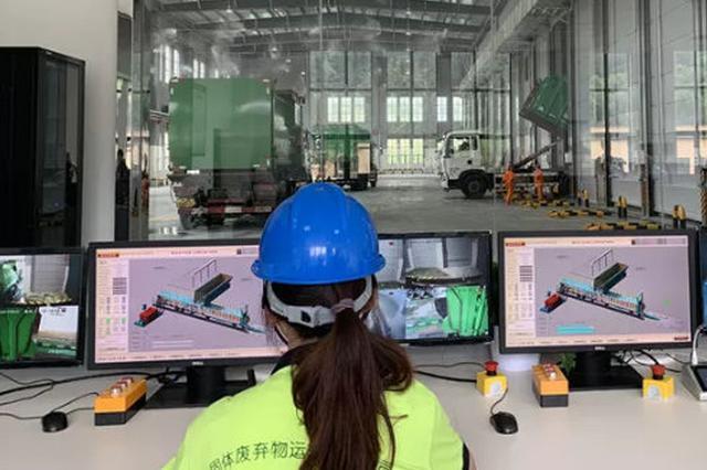 重庆建3座大型垃圾二次转运站 转运规模达9600吨/日