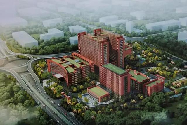 重医儿童医院两江院区扩容 年底新增住院床位1300张