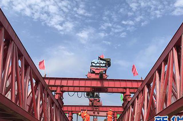 成渝经济圈重要通道!合安高速预计明年底全线建成